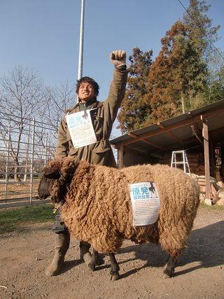 羊とまさるくんCIMG3910