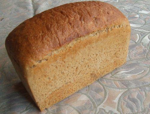 ライ麦の味わい食パン