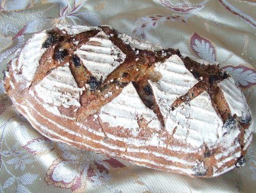 れーずんとくるみのパン